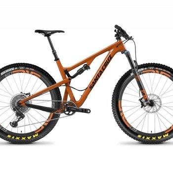 """Santa Cruz 2018 Santa Cruz Tallboy Carbon CC 27.5""""+ Bike XO1 Enve Kit"""