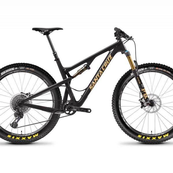 """Santa Cruz 2018 Santa Cruz Tallboy Carbon CC 27.5""""+ Bike XX1 Kit"""
