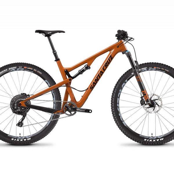 """Santa Cruz 2018 Santa Cruz Tallboy Carbon C 29"""" Bike XE Kit"""