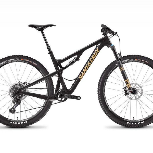 """Santa Cruz 2018 Santa Cruz Tallboy Carbon CC 29"""" Bike XX1 Kit"""