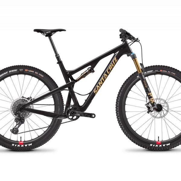 """Santa Cruz 2018 Santa Cruz Tallboy Carbon CC 29"""" Bike XX1 Reserve Kit"""