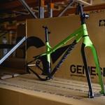 Genesis 2018 Genesis Tarn Frameset