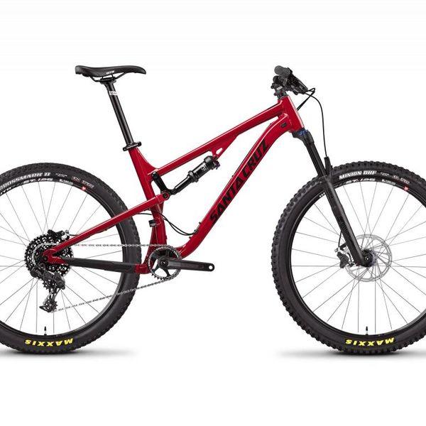 Santa Cruz 2018 Santa Cruz 5010 Aluminium Frame