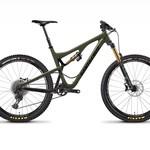Santa Cruz 2018 Santa Cruz Bronson Carbon CC Frame