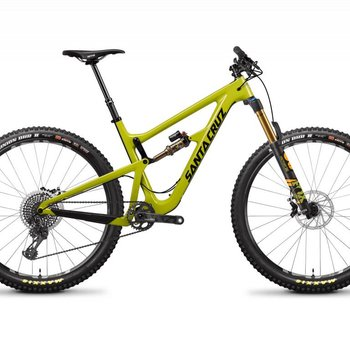 Santa Cruz 2018 Santa Cruz Hightower LT Carbon CC Frame