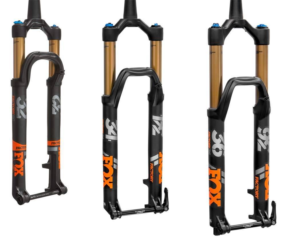 Rear shocks and suspension forks