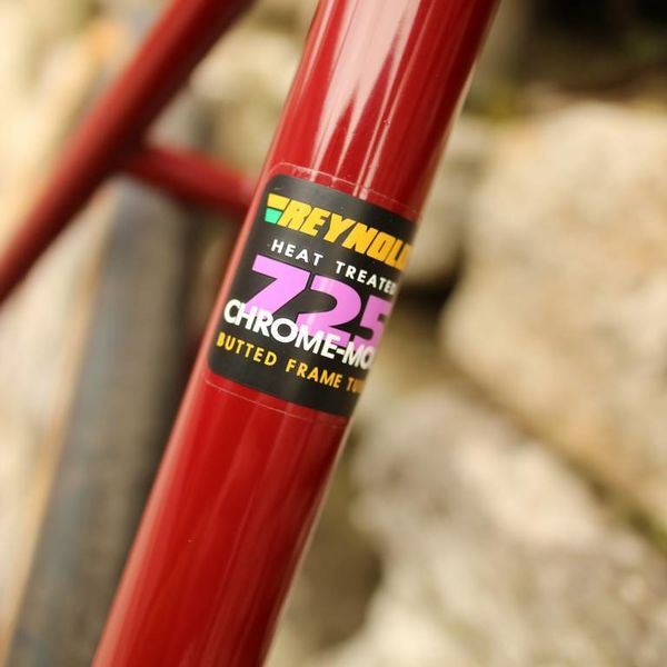 18 Bikes Monsal Frameset
