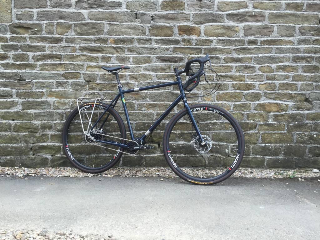 Santa Cruz Nomad 2019 >> 18 Bikes Custom Pinion Frame - 18 Bikes Ltd