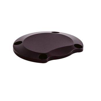 Pinion Cable Cover AL, Black