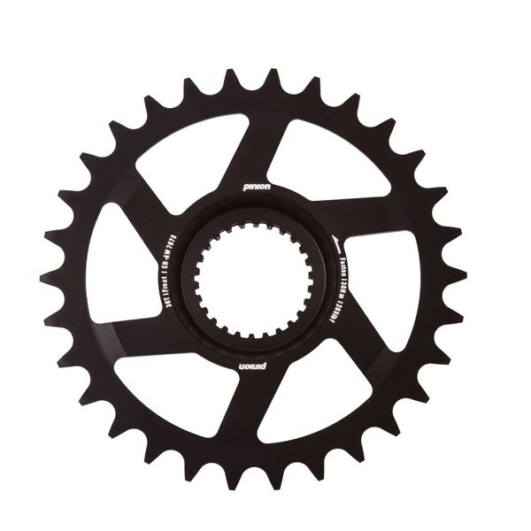 Pinion Gearbox Front Chainring