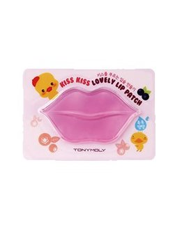 TONY MOLY Kiss Kiss Lovely Lip Patch (1 Stk) - Lippenmaske