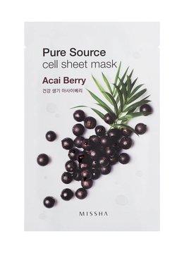 MISSHA Pure Source Cell Sheet Mask (Acai)