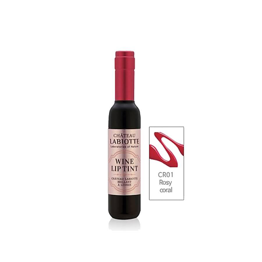 Labiotte Chateau Labiotte Wine Lip Tint 7g (Lippen Tinte - Rose Coral)