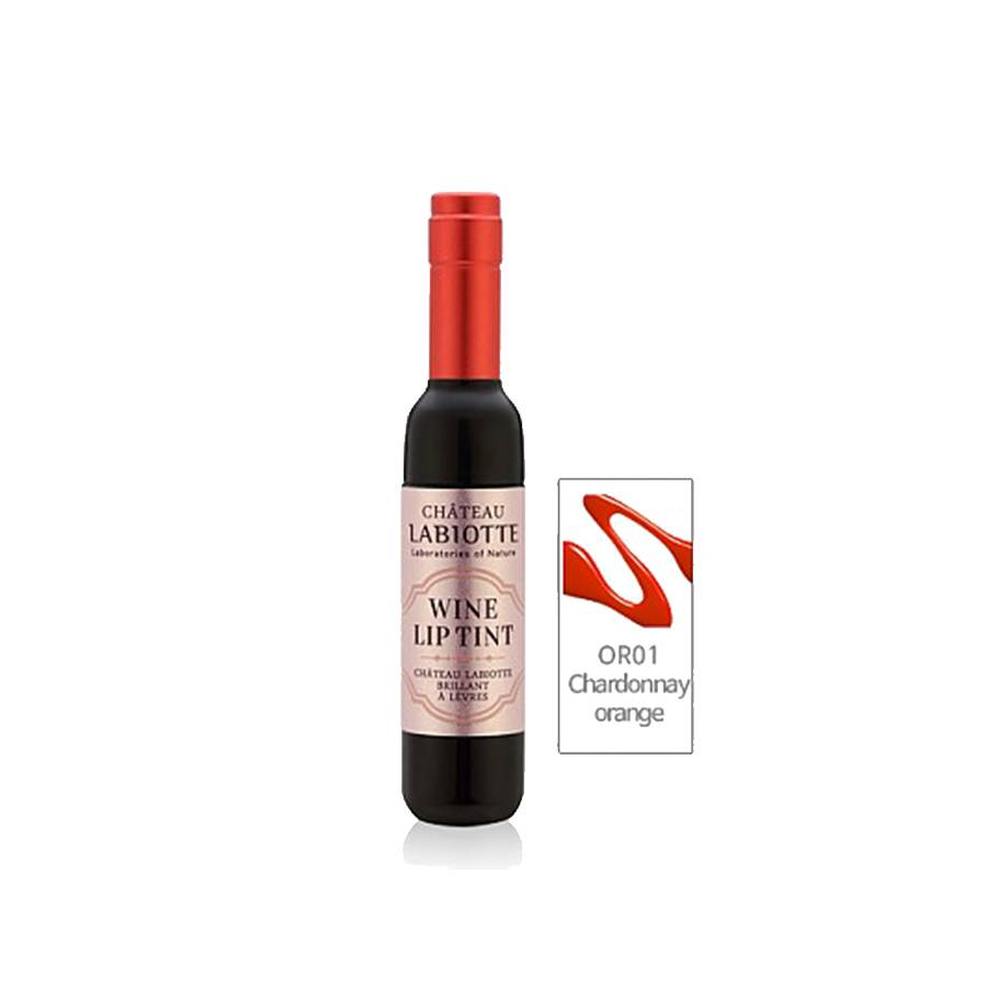 Labiotte Chateau Labiotte Wine Lip Tint 7g (Lippen Tinte - Chardonnay Orange)