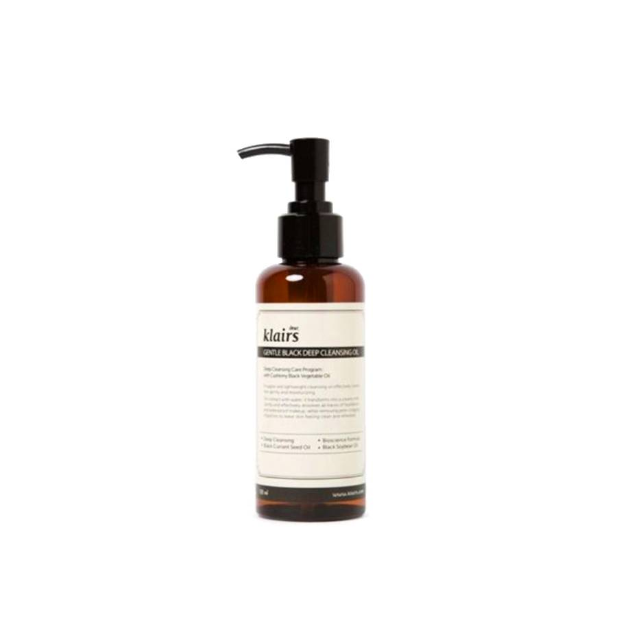 Klairs Gentle Black Deep Cleansing Oil (150 ml)