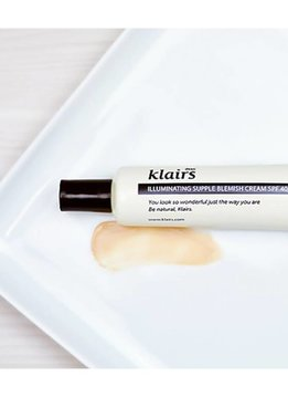 Klairs Illuminating Supple Blemish Cream SPF40++ (40 ml)
