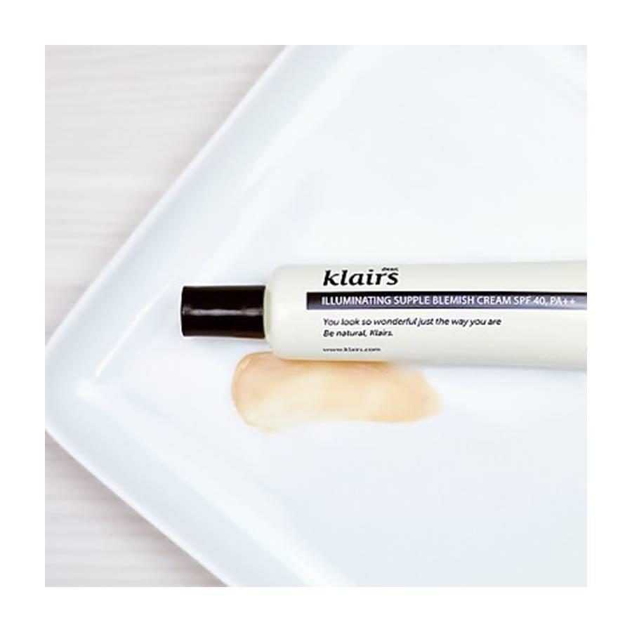 Klairs Illuminating Supple Blemish Cream SPF40++ (40 ml)
