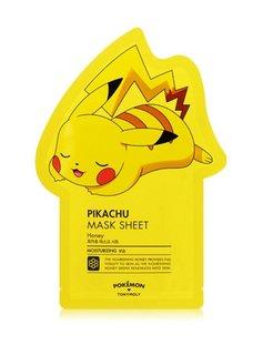 TONY MOLY Pokémon Pikachu Mask Sheet - Honey (Tuchmaske Honig-Extrakt)
