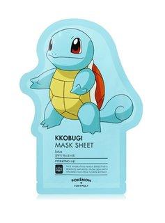 TONY MOLY Pokémon Kkobugi Mask Sheet – Lotus (Tuchmaske Lotus-Extrakt)