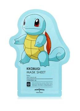 TONY MOLY Pokémon Kkobugi (Schiggy) Mask Sheet – Lotus (Tuchmaske Lotus-Extrakt)