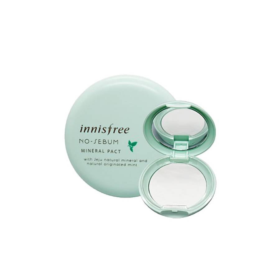 innisfree No-Sebum Mineral Pact (8,5g)