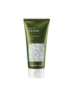 THANK YOU FARMER Back To Iceland Cleansing Foam (120 ml)