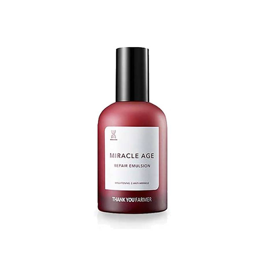 THANK YOU FARMER Miracle Age Repair Emulsion (130 ml)