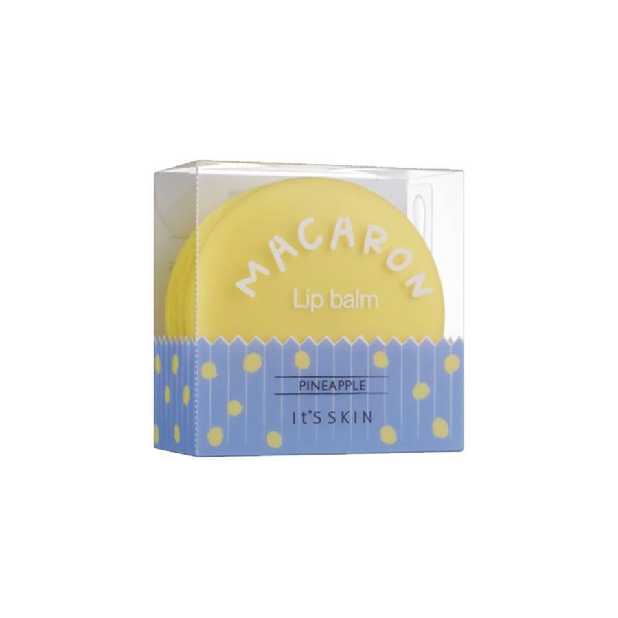 It's Skin Macaron Lip Balm / Lippenbalsam (Ananas)