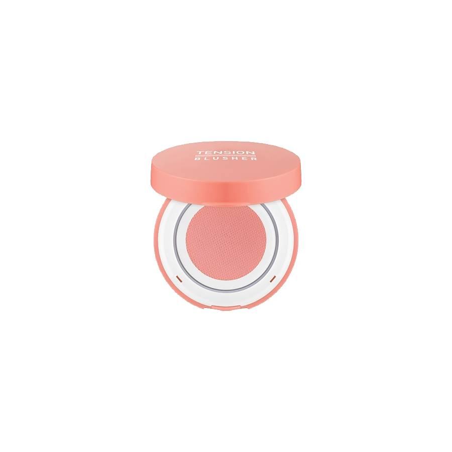 MISSHA Tension Blusher (PK02/Pink Ruffle) 8g