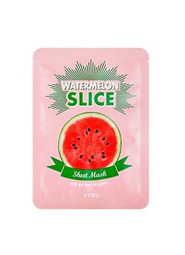 A'PIEU Watermelon Slice Mask (12 Scheiben)
