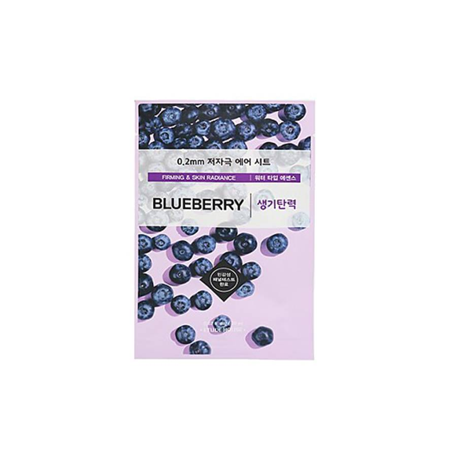 Etude House 0.2 Therapy Air Mask (Blueberry)