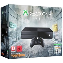Microsoft XBOX ONE Console 1 TB HDD - Tom Clancy's The Division Bundle [XONE] (D/F/I)