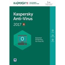 Kaspersky Kaspersky Anti-Virus 2017 (1 PC) [PC] (D/F/I)