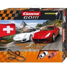 Carrera Carrera GO!!! Swiss Alpine Drifters