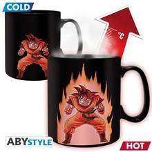 ABYstyle Dragon Ball: Goku - Heat Change Mug [460 ml]
