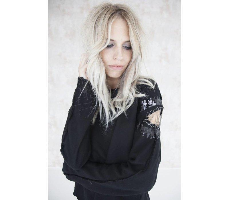 JOHANNA BLACK - SWEATER