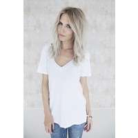 PEARLS WHITE - T-SHIRT