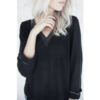 JASMINE BLACK - TOP