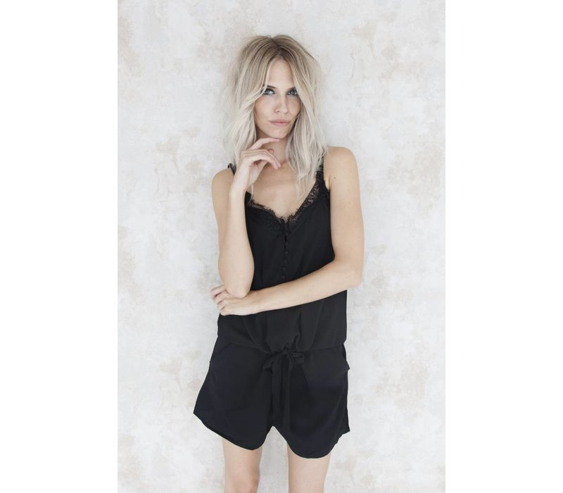 LILY BLACK - JUMPSUIT