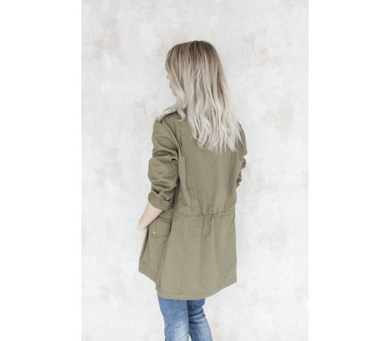 THE ARMY GREEN - JACKET