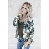 THE FLOWERED GREEN - BLAZER