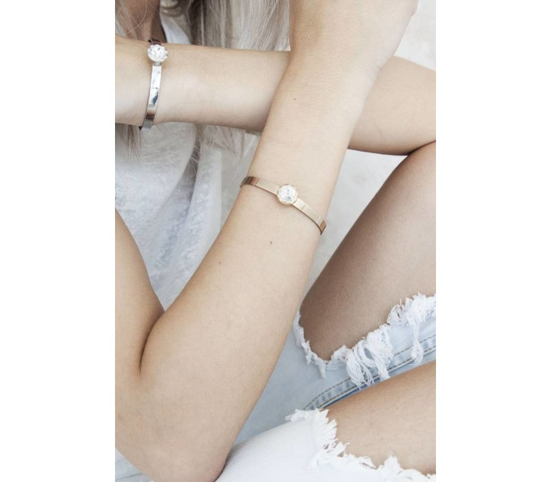 DIAMOND SILVER - ARMBAND