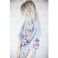 ASTER GREY - SWEATER DRESS