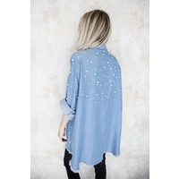 PEARLS XL - BLOUSE