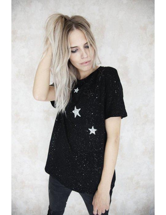 STARRED BLACK