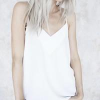 VERA WHITE - TOP