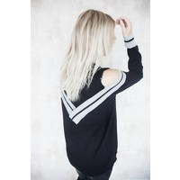 AMELY BLACK - SWEATER