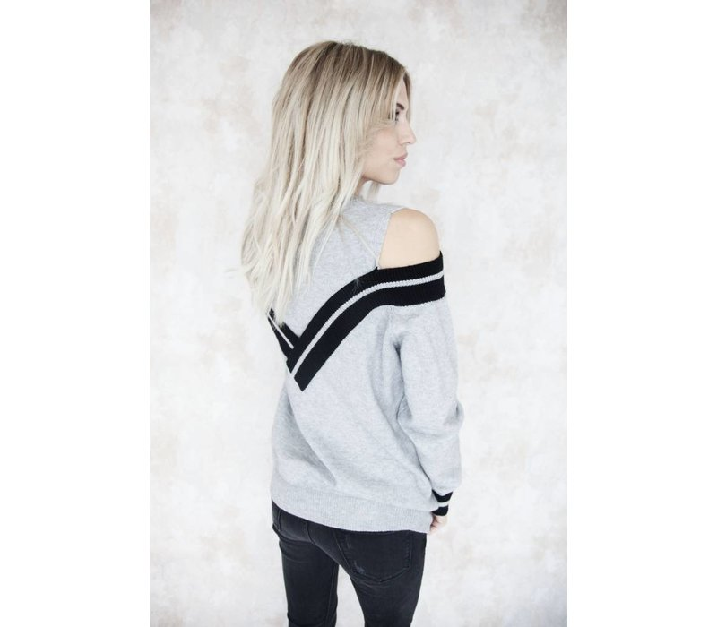 AMELY GREY - SWEATER