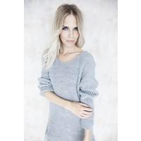 LAURA SOFT GREY - TUNIEK