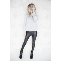 THE LEATHER LOOK - LEGGING